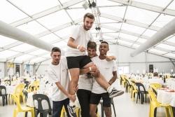 Repas Tour de France 1